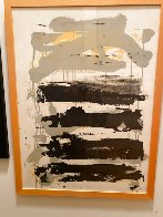 Untitled Print 1987 Limited Edition Print by Joan Mitchell - 1