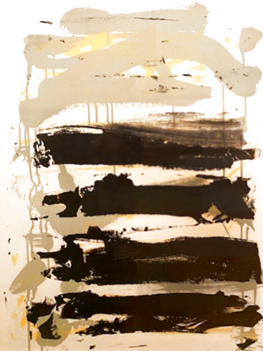 Untitled Print 1987 Limited Edition Print by Joan Mitchell