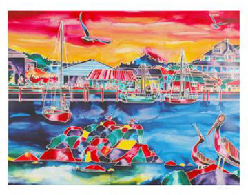 Monterey on the Rocks Limited Edition Print - Ron Mondz