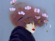 Isadora 62x36 Super Huge Limited Edition Print by Victoria Montesinos - 1