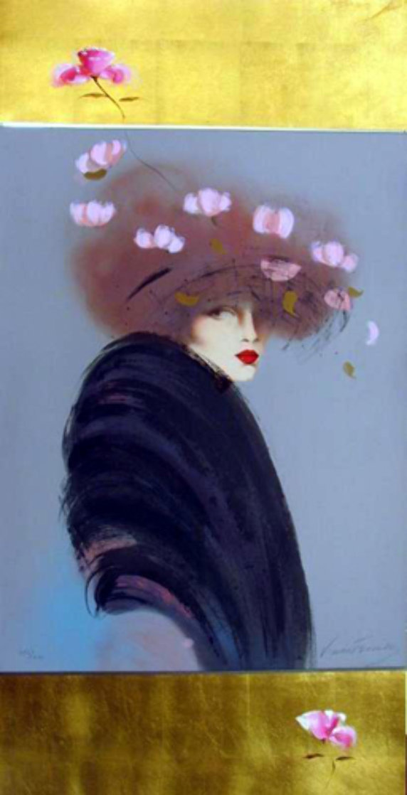 Isadora 62x36 Super Huge Limited Edition Print by Victoria Montesinos