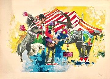 Circus 29x40 Super Huge  Limited Edition Print - Wayland Moore