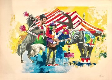 Circus Limited Edition Print by Wayland Moore