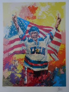 We're Number One 1980 Limited Edition Print by Wayland Moore