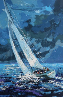 Americas Champion 1999 Limited Edition Print by Wayland Moore