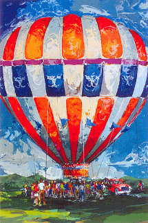 Lift Off AP Limited Edition Print by Wayland Moore