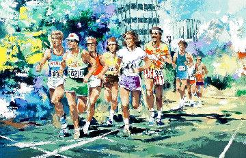 Marathon 1979 Limited Edition Print - Wayland Moore