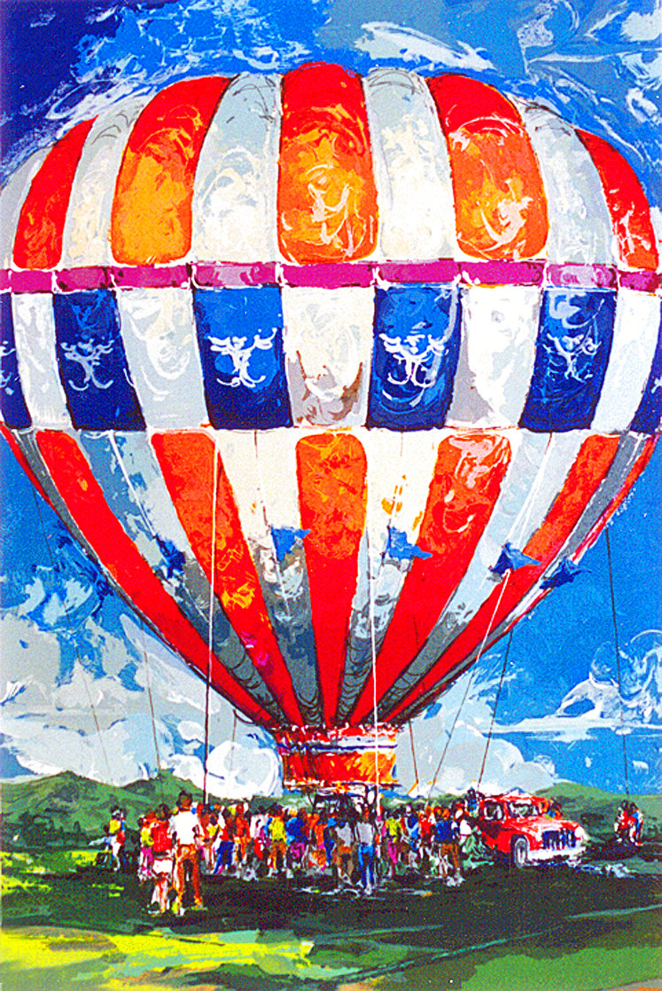 Lift Off Limited Edition Print by Wayland Moore