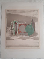 Reclining Figure 1973 Limited Edition Print by Henry Moore - 5