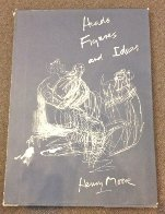 Heads Figures And Ideas 1958 Limited Edition Print by Henry Moore - 1
