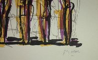 Heads Figures And Ideas 1958 Limited Edition Print by Henry Moore - 3