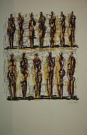 Heads Figures And Ideas 1958 Limited Edition Print by Henry Moore - 2