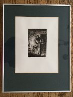 Reverse Lighting 1974 Limited Edition Print by Henry Moore - 2