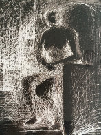 Reverse Lighting 1974 Limited Edition Print by Henry Moore - 0