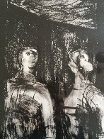 Friday Night in Camden Town 1995 Limited Edition Print by Henry Moore - 0