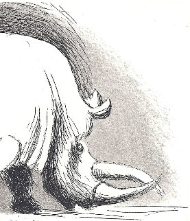Rhinoceros's Head 1982 Limited Edition Print by Henry Moore