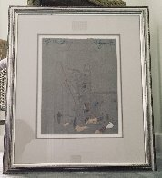 An Offering AP 1986 Limited Edition Print by Ed Morgan - 1