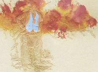 Blue Vest AP 1989 Limited Edition Print by Ed Morgan - 0