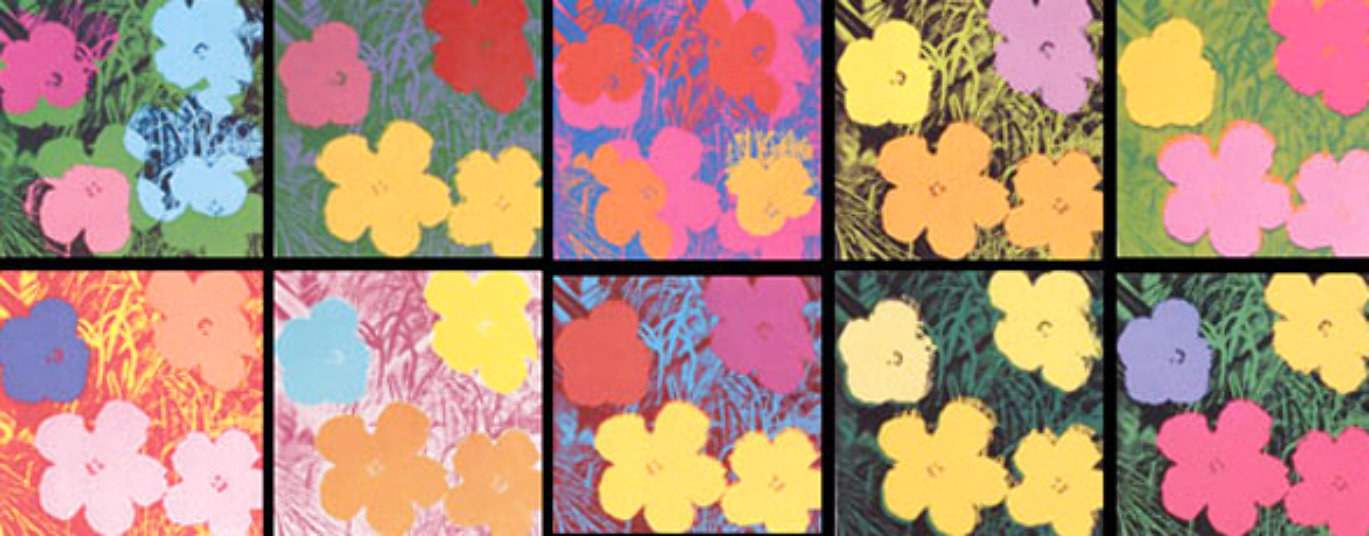 Flowers Suite of 10 2007 Limited Edition Print by Sunday B. Morning