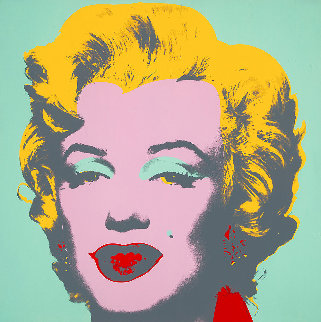 Marilyn Monroe  Limited Edition Print by Sunday B. Morning