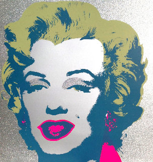Diamond Dust Marilyn 2012 Limited Edition Print - Sunday B. Morning