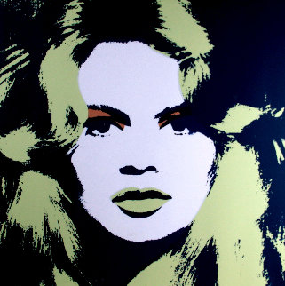 Brigitte Bardot Limited Edition Print - Sunday B. Morning