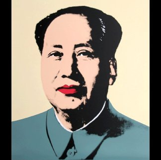 Mao Suite of 5 Limited Edition Print - Sunday B. Morning