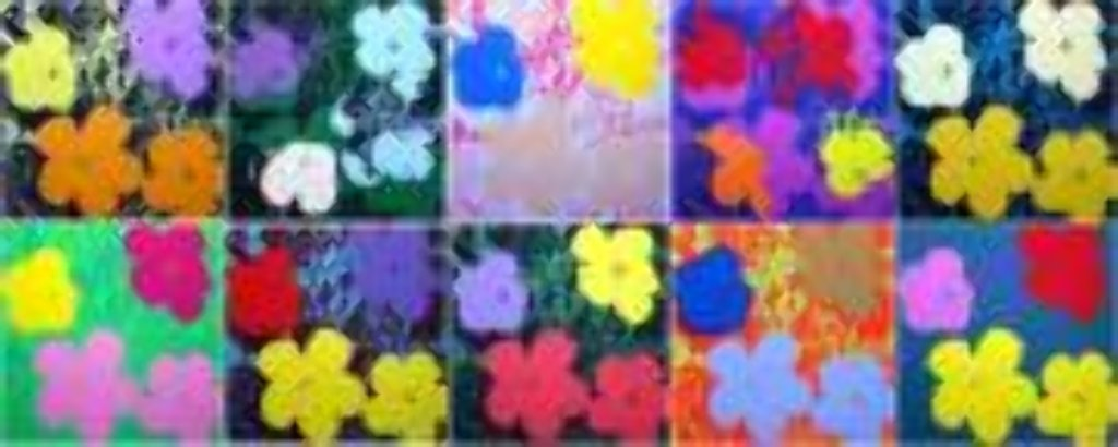 Flowers Suite of 10 Silkscreens 2007 Limited Edition Print by Sunday B. Morning