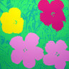 Flowers Suite of 10 Silkscreens 2007 Limited Edition Print by Sunday B. Morning - 2
