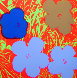 Flowers Suite of 10 Silkscreens 2007 Limited Edition Print by Sunday B. Morning - 3