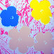 Flowers Suite of 10 Silkscreens 2007 Limited Edition Print by Sunday B. Morning - 4
