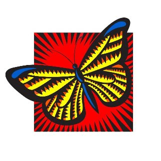Butterfly Effect 2015 Limited Edition Print - Burton Morris