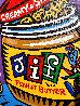 Jif 2008 40x30 Original Painting by Burton Morris - 2