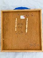 Juke Box Pop Up on Wood 1999 27x24 Limited Edition Print by Burton Morris - 7