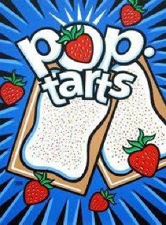 Pop Tart Series Set of 5 2009 Limited Edition Print - Burton Morris
