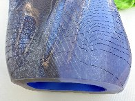 Untitled Glass Sculpture 1983 32 in Sculpture by William Morris - 4