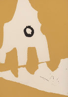 Ten Works by Ten Painters: Untitled, from X + X 1964 Limited Edition Print by Robert Motherwell - 2