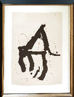 Beau Geste VII 1989 Limited Edition Print by Robert Motherwell - 1