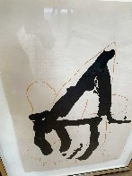 Beau Geste VII 1989 Limited Edition Print by Robert Motherwell - 2