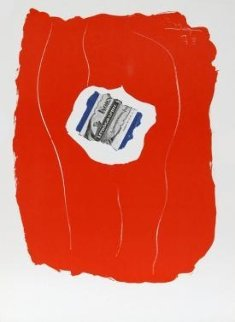 Tricolor 1973 Limited Edition Print by Robert Motherwell
