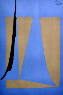 Newport Opera 1979 Limited Edition Print - Robert Motherwell