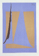 Newport Opera 1979 Limited Edition Print by Robert Motherwell - 2