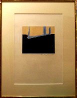 Untitled (Open) 1975 Limited Edition Print by Robert Motherwell - 2