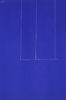London Series Blue Limited Edition Print by Robert Motherwell - 0