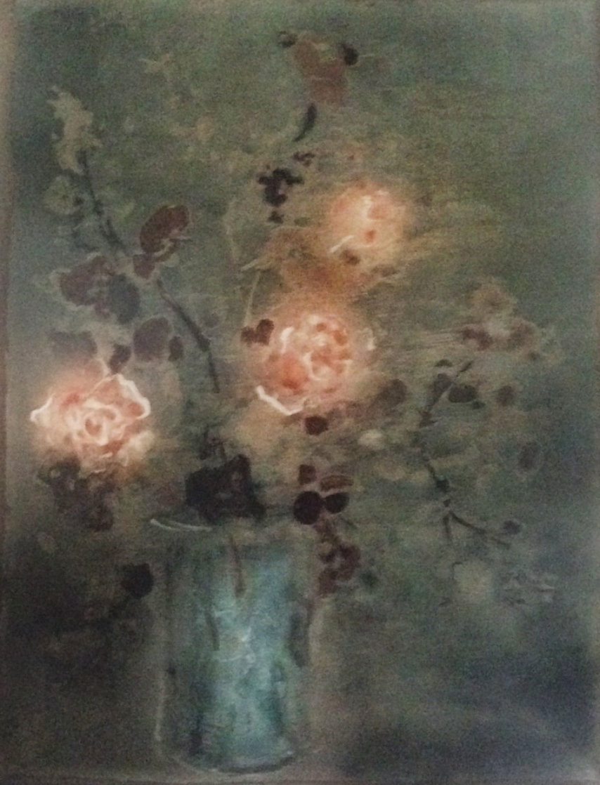 Roses 1982 Limited Edition Print by Kaiko Moti
