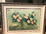 Chrysanthemums 1980 Limited Edition Print by Kaiko Moti - 2