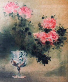 Roses 1976 Limited Edition Print by Kaiko Moti