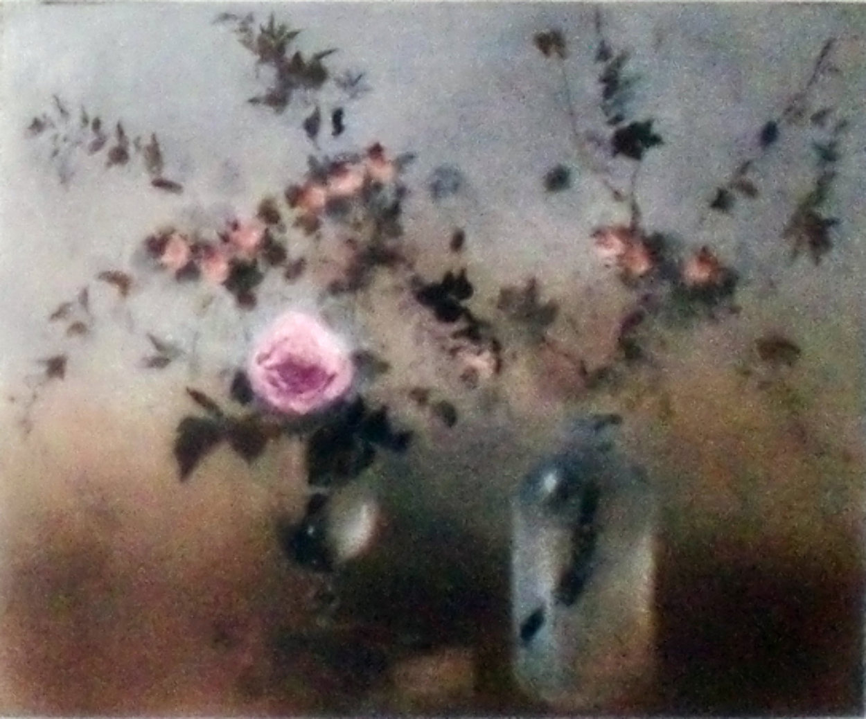 Roses AP Limited Edition Print by Kaiko Moti
