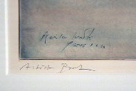 Paris Horses AP 1966 Limited Edition Print by Kaiko Moti - 2