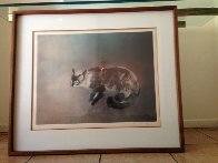 Cat 1966 Limited Edition Print by Kaiko Moti - 1